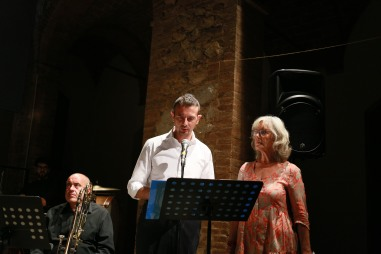Francesco Finocchiaro and Elisabeth Trautwein-Heymann
