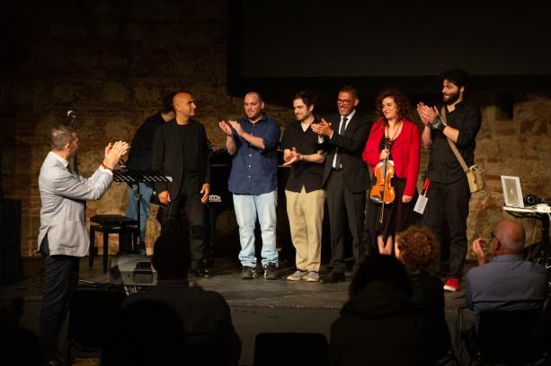 Daniele Furlati, Luca Leprotti, Maichol Bondanelli, Michele Solimando, Francesca Guccione, Vittorio Copioso